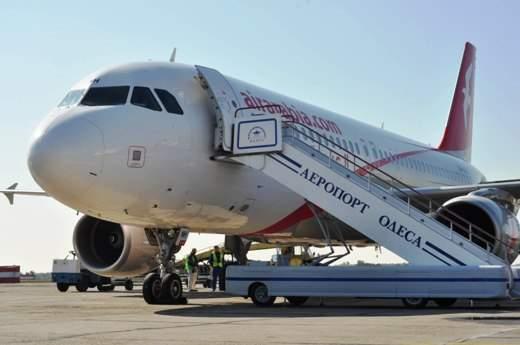 Одесский аэропорт откроет прямой рейс в Германию