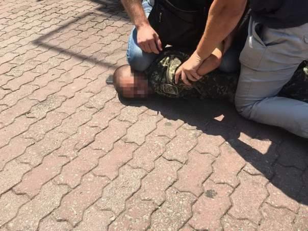В Херсоне задержан пограничник-наркодилер
