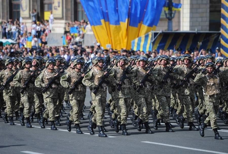 В украинской армии сократилось число правонарушений