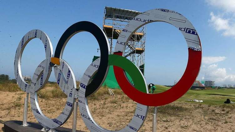 На олимпийском поле для гольфа в Рио разгуливают капибары, удавы и кайманы