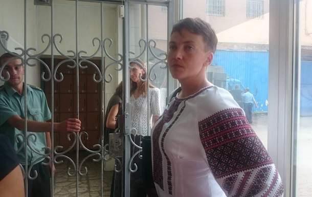 Савченко: Надо заканчивать АТО, потому что это
