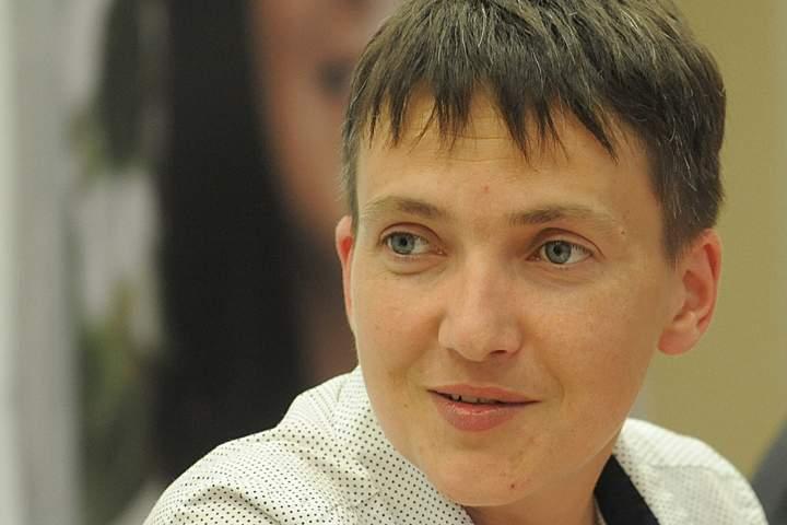 Закон о свободном ношении оружия необходим для урегулирования ситуации, Савченко