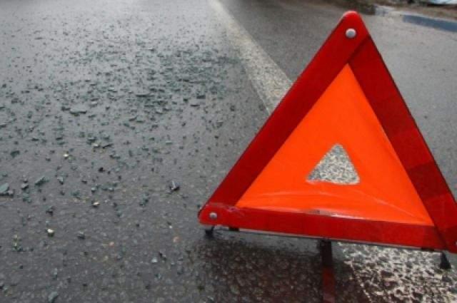 ДТП на трассе Киев-Чоп: пешехода переехало 2 машины