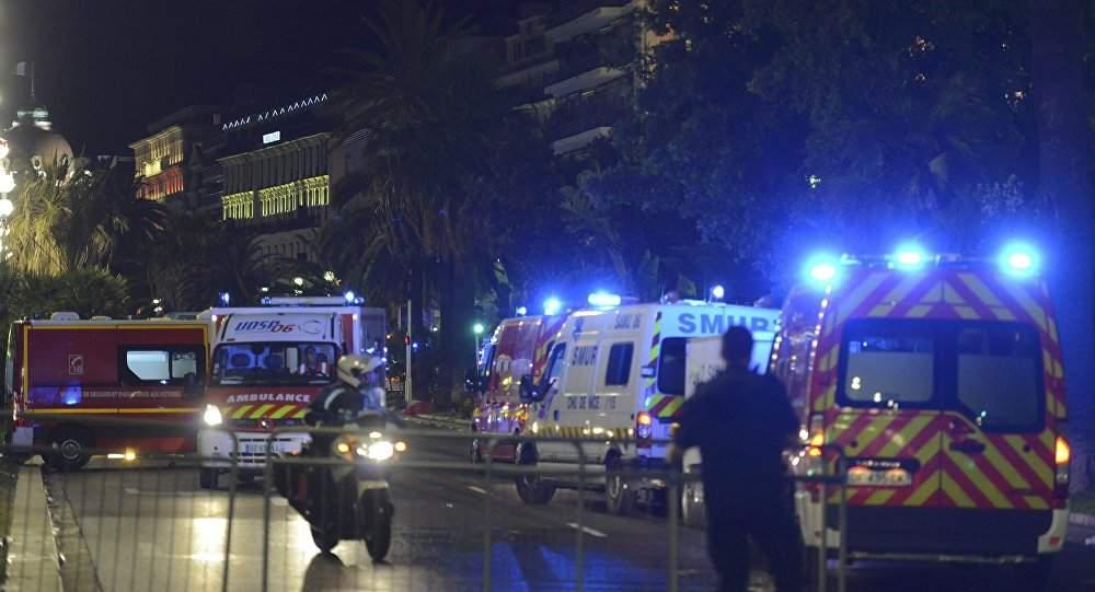 Теракт в Ницце. Количество жертв достигло 85 человек