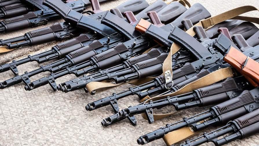 Изъять нельзя - легализировать. Савченко за легализацию оружия