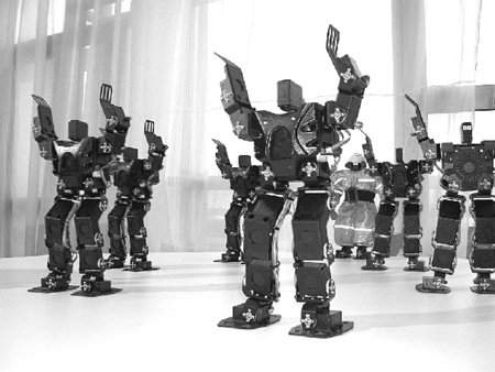 В Китае роботы установили новый рекорд