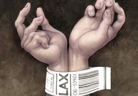 В Украине процветает торговля людьми