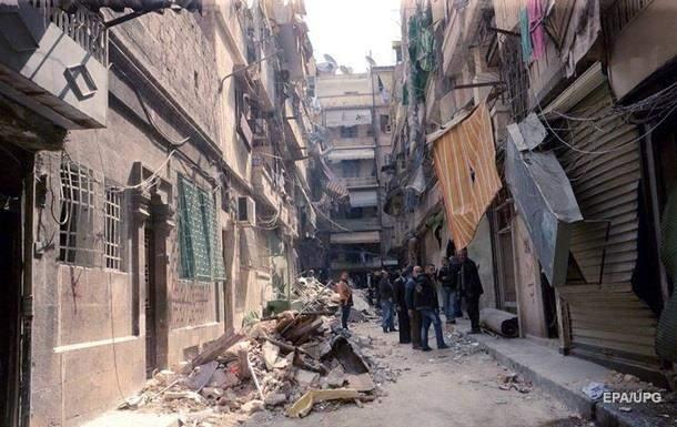 В результате стрельбы в Алеппо погибло 8 человек