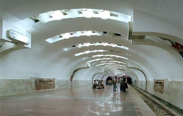 В Харькове провели декоммунизацию метро