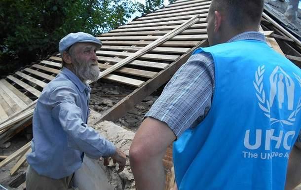 Гуманитарные конвои Агентства ООН прибыли в Луганск