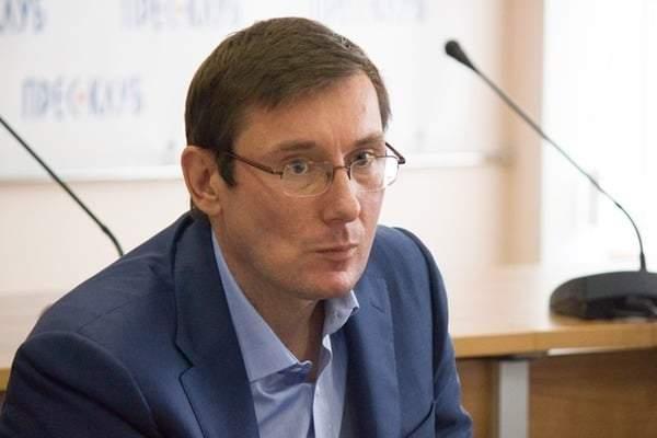 Луценко прокомментировал обыски в НАБУ
