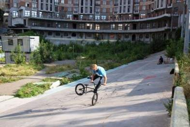 Столичный велотрек откроют через несколько недель