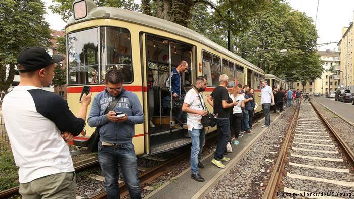 В немецком Дюссельдорфе запустили трамвай исключительно для ловцов покемонов