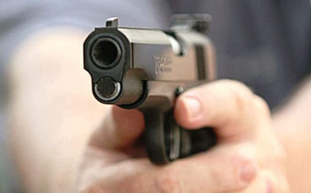 В Харькове отец нашел тело сына с огнестрельными ранениями
