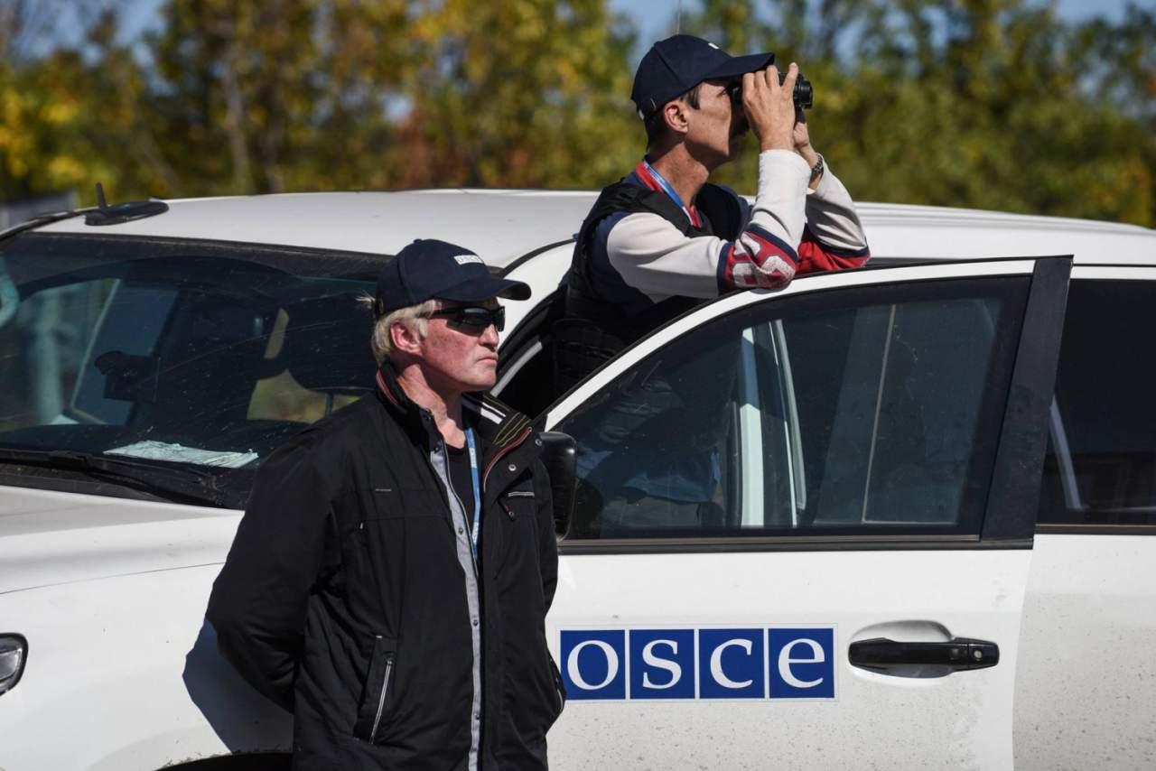 В ОБСЕ рассказали о многочисленных нападениях на международных наблюдателей на Донбассе