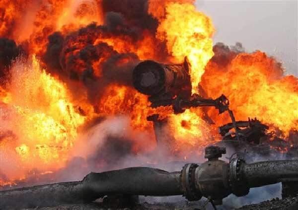 В Иране в результате взрыва на газопроводе погиб человек