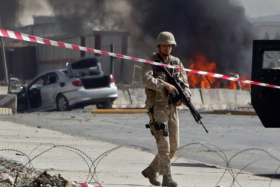 Взрывы в Афганистане. 10 жертв