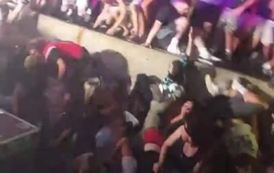 На концерте Snoop Dogg в США пострадало 42 человека