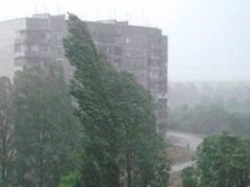 На Кубани предупреждение по комплексу неблагоприятных погодных условий было продлено