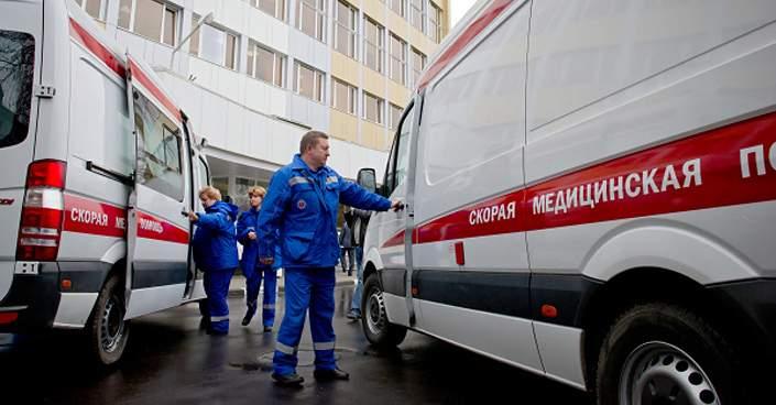 В Москве в одном из кафе умер 21-летний парень