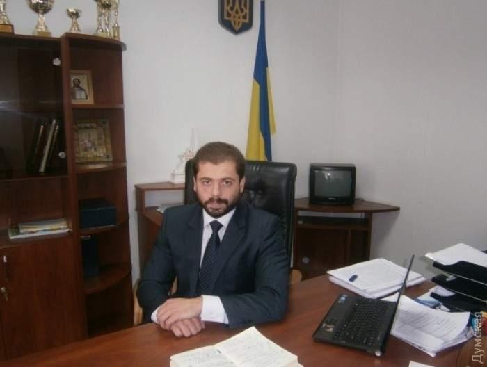 Заместителем Саакашвили стал юрист родом из Луганска
