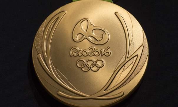На Олимпиаде в Рио первое золото досталось США