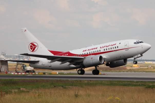 Пропавший самолёт успешно приземлился в Алжире