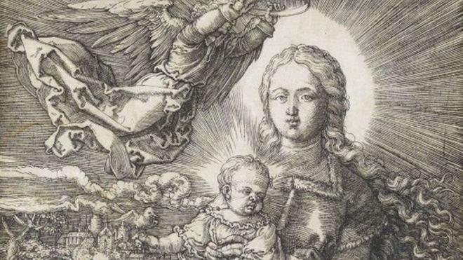 На блошином рынке во Франции обнаружили знаменитую гравюру