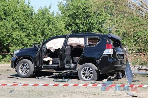 В ЛНР сообщили о деталях покушения на Плотницкого