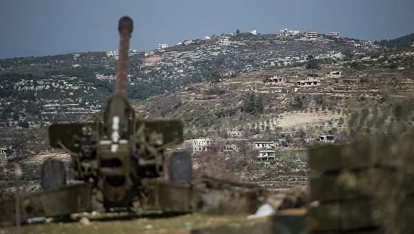 Сирийские повстанцы прорвали осаду Алеппо