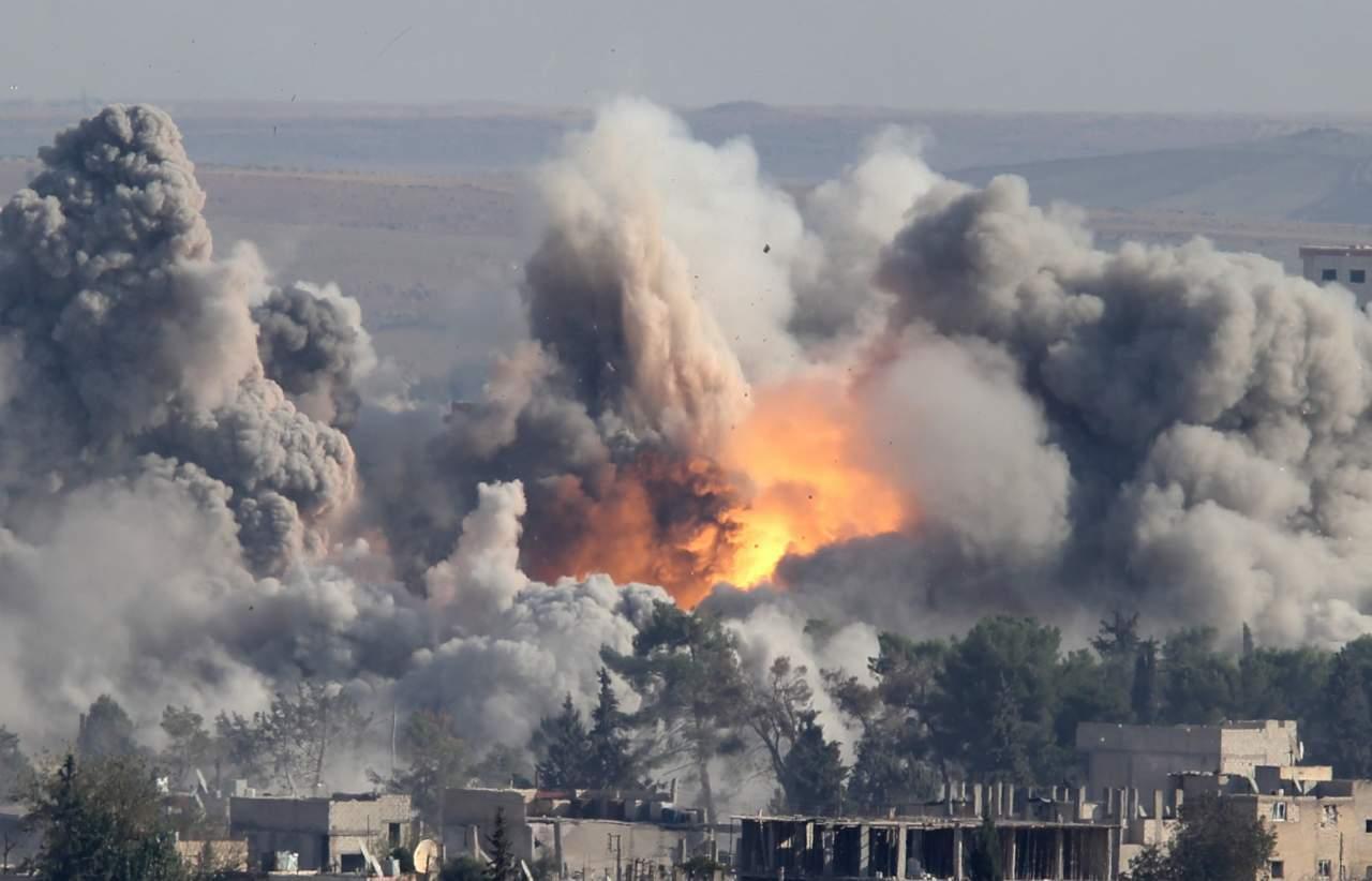 Авиаудар в Сирии унес жизни 10 людей