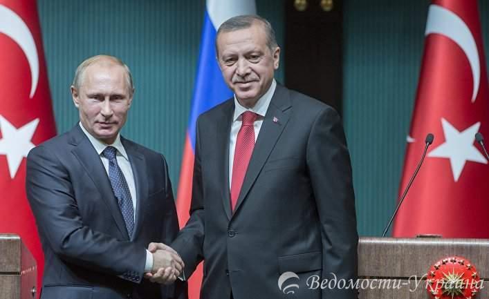 Сближение Стамбула с Москвой может помешать евроинтеграции Украины