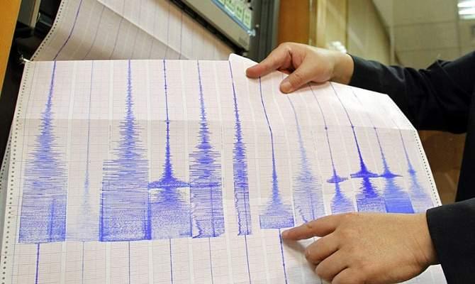 В Мариуполе зафиксировано землетрясение