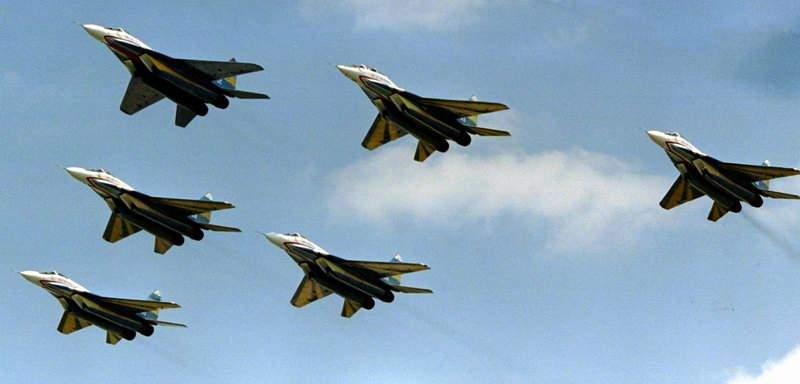 7 августа - День Воздушных сил Украины