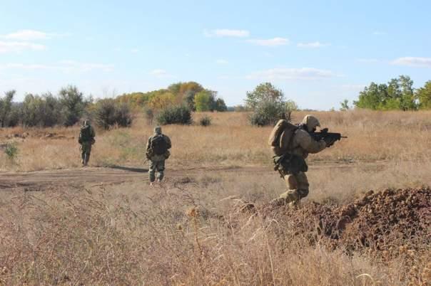 В Крыму ищут украинских диверсантов