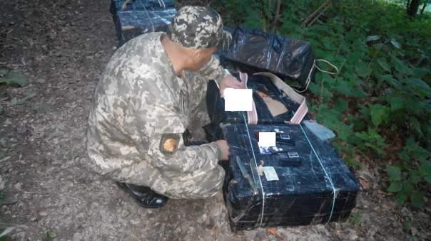 На Буковине контрабандист угрожал пограничникам физической расправой