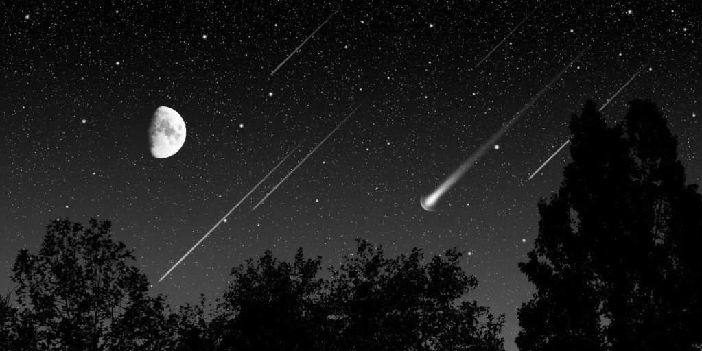 На следующей неделе украинцы увидят самый яркий звездопад года