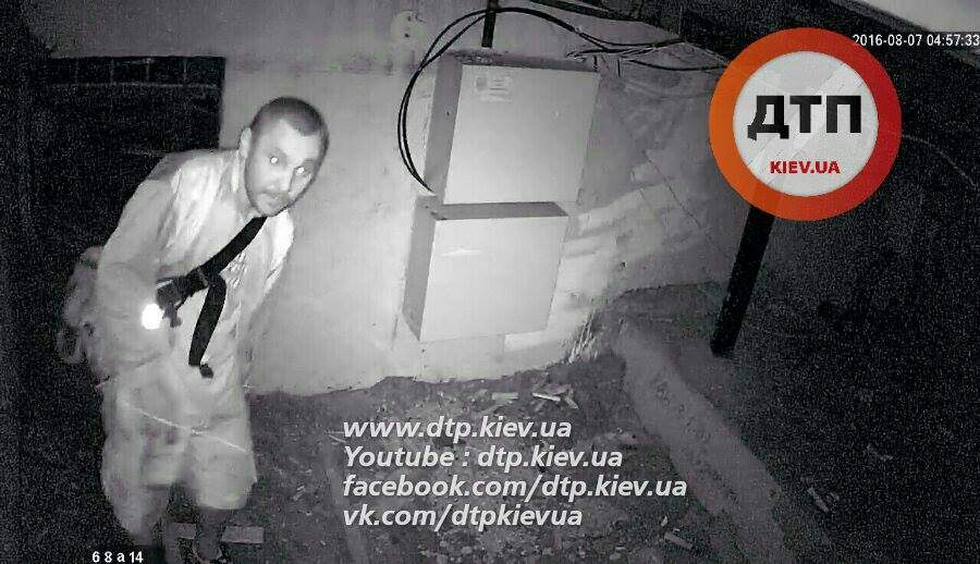 В столице вор украл лифтовые катушки