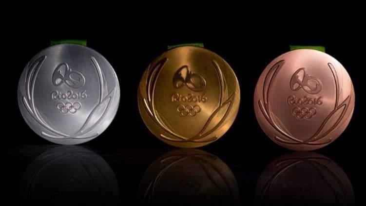 Все медали сборной Украины