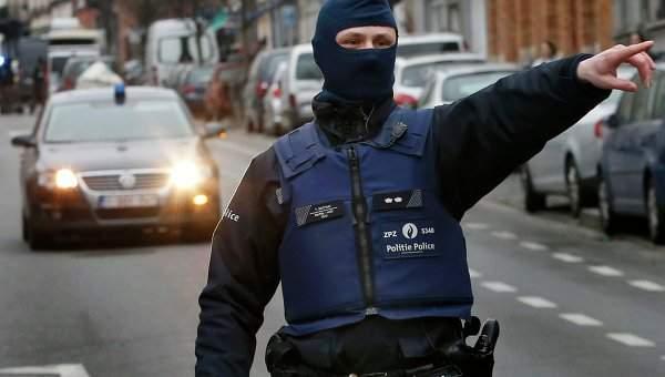 Известна личность нападавшего на полицейских в Бельгии