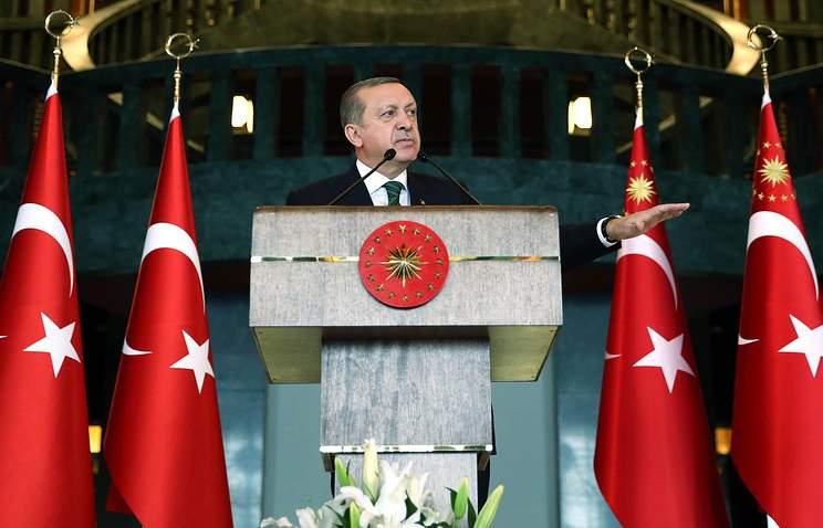 Европа морочит Турции голову уже 53 года - Эрдоган