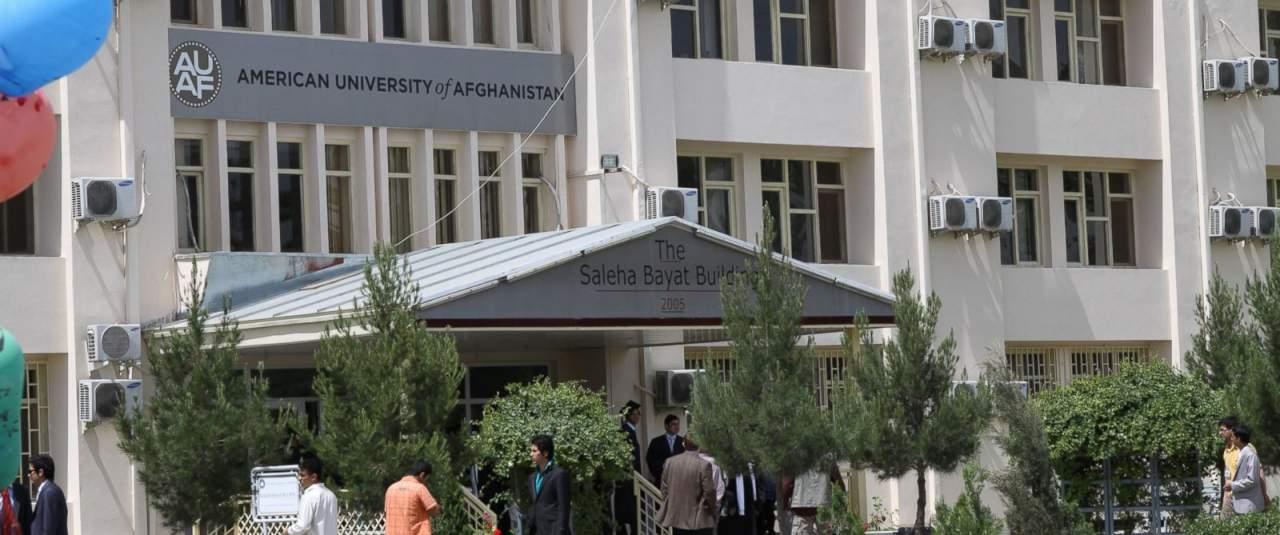 В Кабуле были похищены два преподавателя Американского университета Афганистана