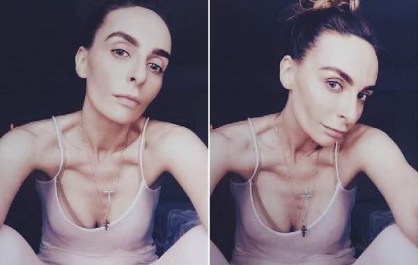Екатерина Варнава продемонстрировала новый образ