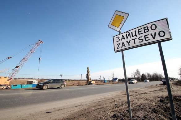 КПП Зайцево снова закрыт