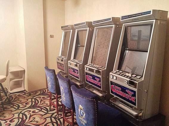 В Киеве накрыли нелегальное элитное казино