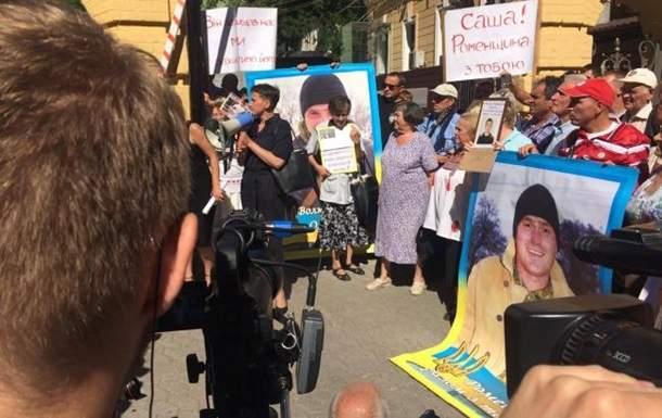 Савченко смогла договориться об обмене пленных в формате два на два