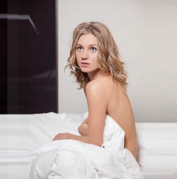 Кристина Асмус разделась для новой фотосессии