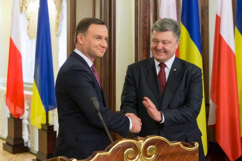 24 августа Украина и Польша подпишут политическую декларацию