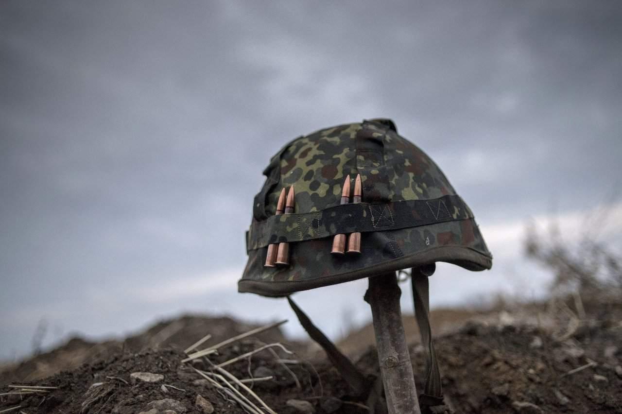 В зоне АТО ранено 11 украинских военных