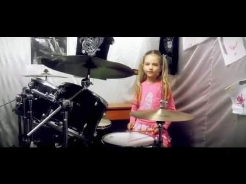 Семилетняя барабанщица-самоучка переиграла Бабкина